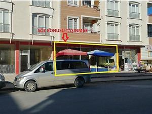 Tekirdağ Çerkezköy Yıldırım Beyazıt Mahallesinde 47 m2 Dükkan