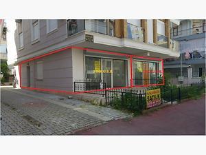 Antalya Muratpaşa Soğuksu Mahallesinde Dükkan