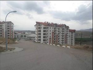 Ankara Beypazarı Akropol Termal Şehir'de Natamam 188 m2 3+1 Dubleks Daire