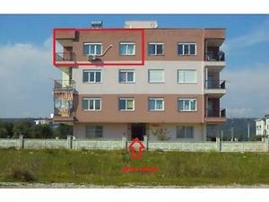 Antalya Kepez Aydoğmuş Mahallesinde 2+1 Daire