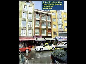 İstanbul Eyüp Akşemsettin Mahallesinde 2+1 Daire