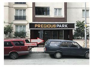 İstanbul Bağcılar Yıldıztepe Mahallesi Precious Park Sitesinde 2+1 Daire