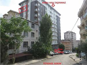 İstanbul Ümraniye Armağanevler Mahallesinde 2+1 76 m2 Daire