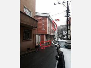 İstanbul Kağıthane Gürsel Mahallesinde Dubleks Daire