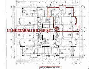 Tekirdağ Çerkezköy İstanbul City Palmiye Sitesinde 3+1 120 m2 Daire