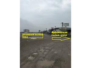 Diyarbakır Bismil Buğday Pazarı Sitesi 32 m2 Dükkan