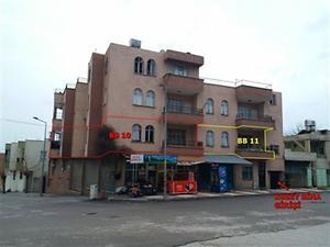Adıyaman Kahta Atatürk Mahallesi'nde 152 m2 Daire