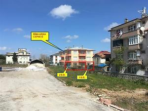Sakarya Karasu Kabakoz Mahallesinde Daire