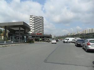 İstanbul Küçükçekmece Atakent Mahallesinde 1+1 Daire