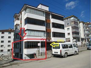 Karabük Safranbolu Emek Mahallesinde 165 m2 Dubleks Daire