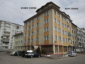 Sivas Merkez Huzur Mahallesinde 70 m2 Dükkan
