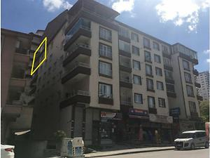 Ankara Mamak Fahri Korutürk Mahallesinde Dubleks Daire