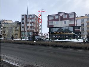 Kars Merkez Yenişehir Mahallesinde 2+1 Daire