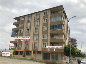 Kırşehir Çiçekdağı Yeni Mahallesinde 70 m2 Dükkan