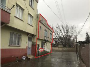 Gaziantep Araban Yeşilova Mahallesinde 2 Katlı Kargir Ev