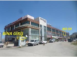 Ankara Yenimahalle İvedikköy Arıkanlar İş Merkezinde 87 m2 Büro
