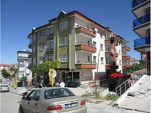 Ankara Pursaklar Yunus Emre Mahallesinde 63 m2 Dükkan