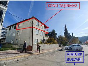 Amasya Taşova Yemişen Mahallesinde 85 m2 2+1 Daire
