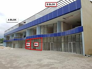Bursa Nilüfer 29 Ekim Mahallesinde 2 Katlı Dükkan