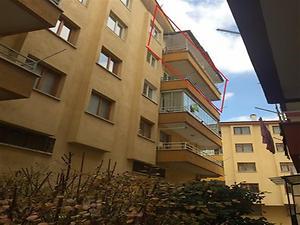 Ankara Yenimahalle Burç Mahallesinde Dubleks Daire