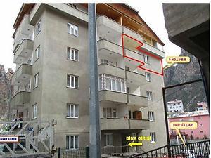 Gümüşhane Torul Merkez Mahallesinde 3+1 120 m2 Daire