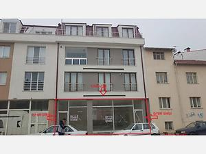 Eskişehir Odunpazarı Büyükdere Mahallesinde 277 m2 Dükkan