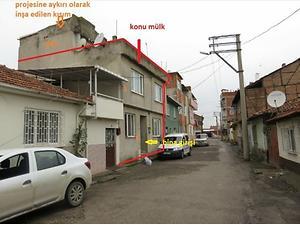 Bursa Mustafakemalpaşa Orta Mahallesinde 2 Katlı Bina