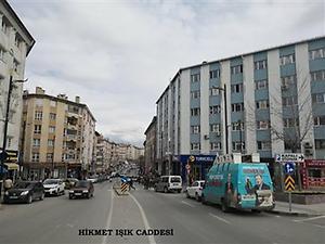 Sivas Merkez Sularbaşı Mahallesinde 53 m2 Ofis