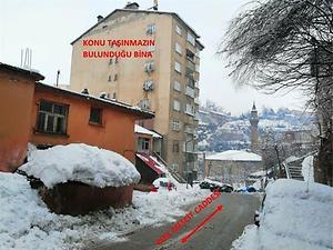 Bitlis Merkez Gazibey Mahallesinde 158 m2 Depo
