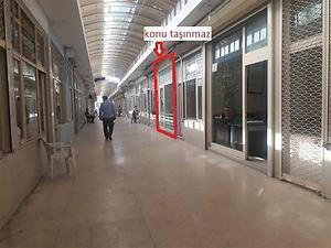 Şanlıurfa Eyyübiye Zahireciler Borsasında Depolu Ofis