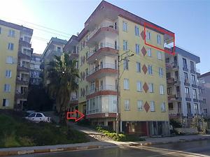 Yalova Çınarcık Çamlık Mahallesinde 2+1 86 m2 Daire
