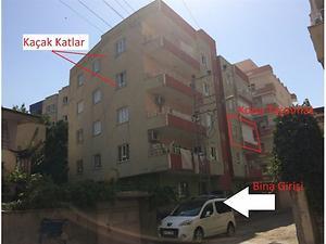 Batman Merkez Fatih Mahallesinde 122 m2 2+1 Daire