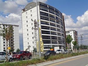 Ankara Etimesgut Şeker Mahallesi Hill Tower'da 4+1 Dubleks Daire