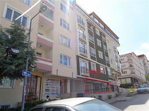 Ankara Etimesgut Atakent Mahallesi'nde 47 m2 Dükkan