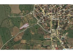 Manisa Yunusemre Üçpınar Mahallesinde 290 m2 İmarlı Arsa