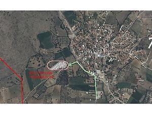 Manisa Yunusemre Üçpınar Mahallesinde 290 m2 Arsa