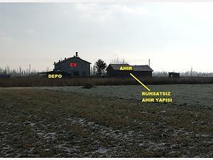 Konya Çumra İçeriçumrada 2 Katlı Ev Ahır ve Depo