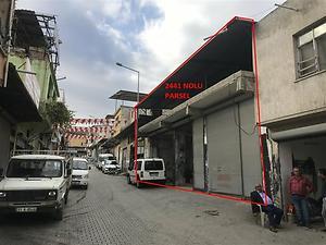 Hatay Reyhanlı Cumhuriyet Mahallesinde Bina