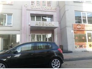 İstanbul Esenyurt Star Towers Sitesinde 59 m2 1+1 Daire