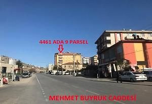 Malatya Battalgazi Çöşnük Mahallesinde 215m2 Dükkan