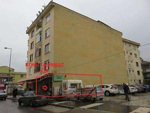 Düzce Merkez Şerefiye Mahallesinde 166 m2 Dükkan