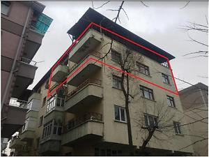 Ankara Sincan Plevne Mahallesinde Dubleks Daire