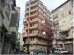 Samsun Bafra Hacınabi Mahallesinde 100m2 Daire