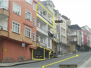 Ordu Altınordu Şahincili Mahallesinde 61 m2 Dükkan