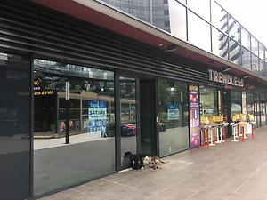 İstanbul Bağcılar Batışehir Sitesinde Dükkan