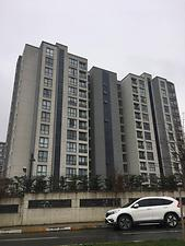 İstanbul Sancaktepe Abdurrahmangazi Mahallesinde 1+1 45 m2 Daire