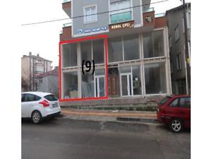 Tekirdağ Çerkezköy Atatürk Mahallesinde 388 m2 Dükkan