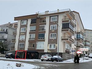 Ankara Pursaklar Mimar Sinan Mahallesinde 43 m2 Dükkan