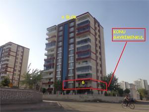 Diyarbakır Kayapınar Fırat Mahallesi Çavuşoğlu Park Evlerinde 4+1 Daire