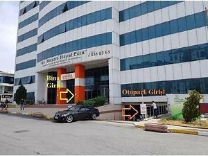 İstanbul Esenler Giyimkent Sitesi İstanbul Ticaret Sarayı'nda 50 m2 Dükkan